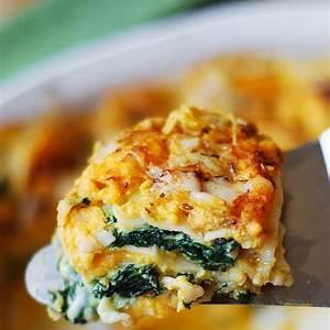 butternut-squash-and-spinach-lasagna-julias-album image