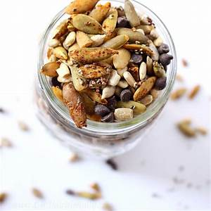nut-free-trail-mix-only-5-ingredients-chelsey-amer image