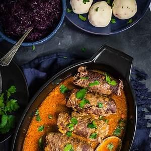 german-beef-rouladen-instant-pot-slow-cooker image