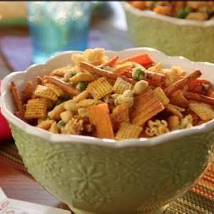 everything-snack-mix-recipe-food-network image