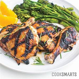 grilled-orange-rosemary-chicken-cook-smarts image