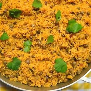 arroz-con-gandules-puerto-rican-rice-with-pigeon-peas image