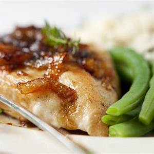 recipe-for-caramelized-onion-and-garlic-chicken image