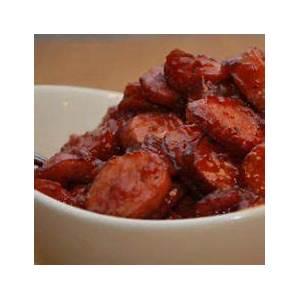 whiskey-sausage-recipe-foodcom image