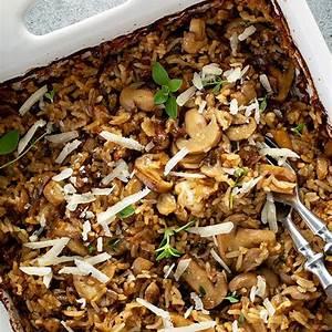 the-best-mushroom-rice-recipe-belly-full image