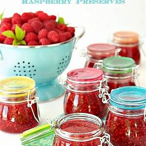 old-fashioned-raspberry-preserves-recipe-raspberry image