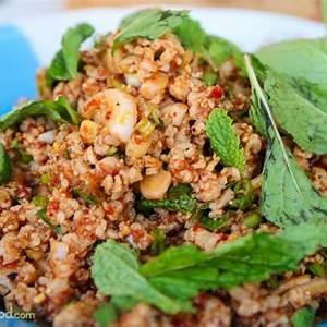 thai-larb-recipe-larb-moo-ลาบหม-authentic-thai-style image