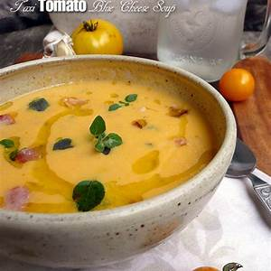 taxi-tomato-blue-cheese-soup-sumptuous-spoonfuls image