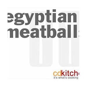 egyptian-meatballs-recipe-cdkitchencom image