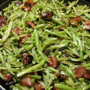 sweet-and-sour-green-beans-southern-plate image