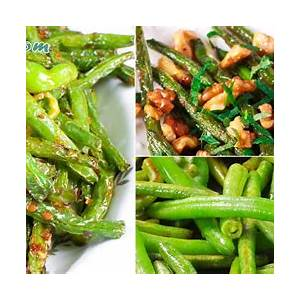 easy-air-fryer-green-beans-green-bean-salad-and-asian image