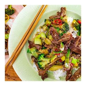 rachaels-chinese-beef-and-broccoli-with-black-bean-sauce image