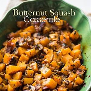 easy-butternut-squash-casserole-oh-so-good-best image