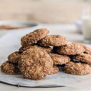 soft-molasses-raisin-cookies-king-arthur-baking image