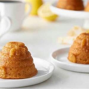 honey-lemon-cake-king-arthur-baking image