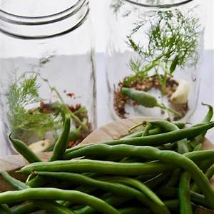 pickled-green-beans-no-canning-dilly-beans image