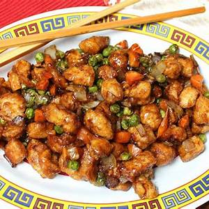 chinese-chicken-with-black-pepper-sauce-palatable image