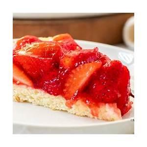 simple-strawberry-flan-sugar-salt-magic image
