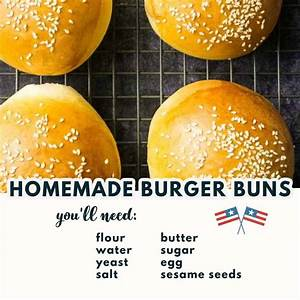 easy-bread-machine-burger-buns-recipe-step-by-step-photos image