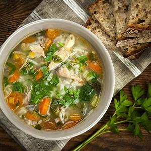 hearty-chicken-and-rice-soup-12-tomatoes image