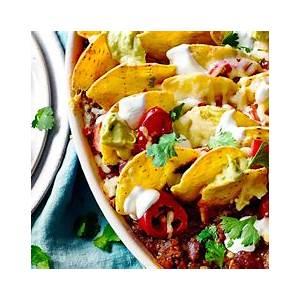 nachos-recipe-nacho-chilli-beef-good-housekeeping image