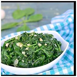 garlic-sauted-spinach-and-kale image