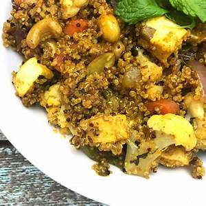 quinoa-vegetable-biryani-in-instant-pot-quinoa-pilaf image