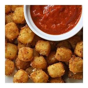 fried-mozzarella-cheese-balls-recipe-tablespooncom image