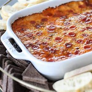 the-ultimate-sausage-pizza-dip-appetizer image