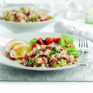 wild-rice-salad-with-cranberries-and-balsamic-dressing image