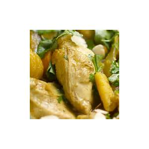 recipe-chicken-tagine-with-apricots-and-almonds-daily image