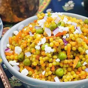 israeli-couscous-recipe-easy-instant-pot-couscous-pilaf image
