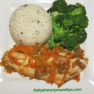 easy-citrus-herb-rice-aliyahs-recipes-and-tips image