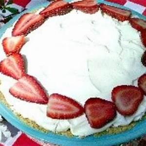 strawberry-yogurt-pie image