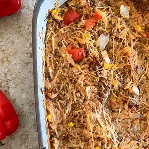 creamy-southwest-spaghetti-squash image