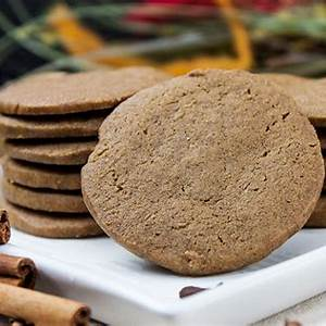 crispy-gingersnap-cookies-dont-sweat-the image