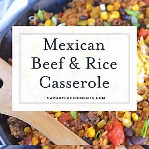 mexican-beef-and-rice-casserole-dinner-idea-video image