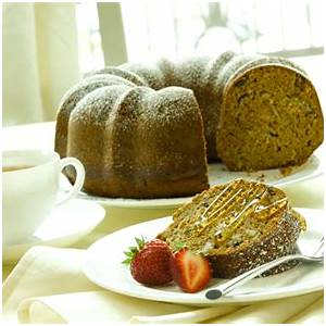 sue-bee-honey-heavenly-bundt-cake-sioux-honey image
