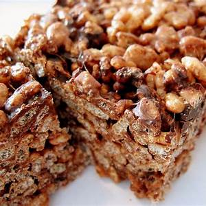 chocolate-rice-krispie-squares-tasty-kitchen-a-happy image