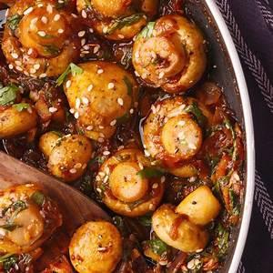 chilli-garlic-mushroom-recipe-that-delicious-dish image