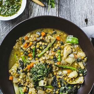 artichoke-lentil-stew-easy-healthy-recipes-vegan image