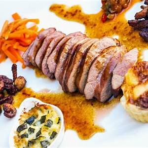 duck-breast-with-honey-and-mustard-recipe-with-photos image