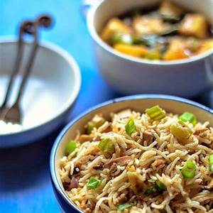 how-to-make-mushroom-fried-rice-easy-step-by-step image