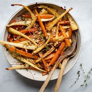 honey-roasted-carrots-and-parsnips-with-mustard-the image