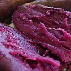 how-to-cook-a-purple-sweet-potato-recipe-nutrition image