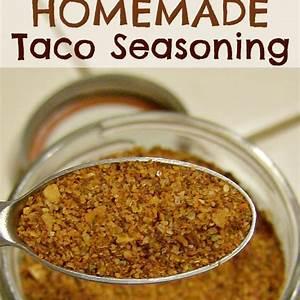 homemade-taco-seasoning-mix image