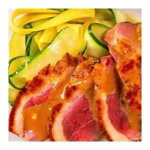 crispy-pan-seared-duck-breast-with-dijon-mustard image