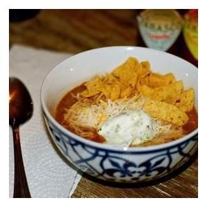 cilantro-lime-taco-soup-recipe-tasty-kitchen-a-happy image