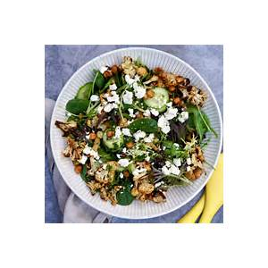 roasted-cauliflower-and-chickpea-salad-simmer-sauce image