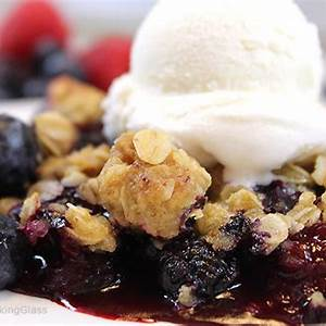 summer-triple-berry-crumble-recipe-through-her-looking-glass image